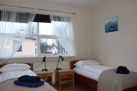Cosy and clean room #4 - Selfoss