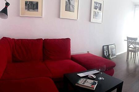 Cozy apartment in a quiet location - Appartement
