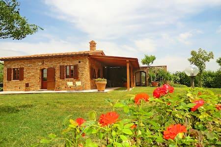 Appartamento nelle Crete - Asciano - Rumah