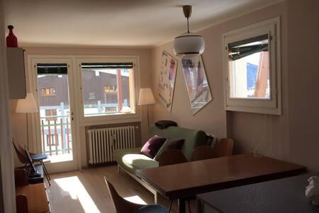 Appartamento centro Sestriere - Wohnung