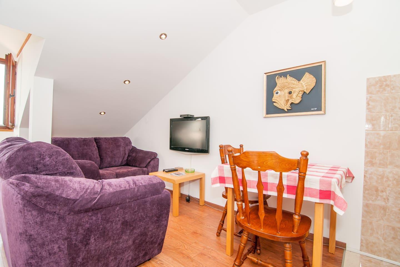 Ivo - studio apartment for 2