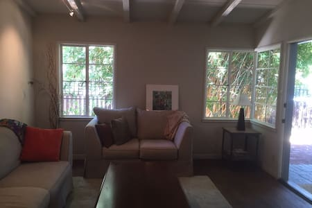 Charming and Peaceful 2BR Home - Palo Alto - House