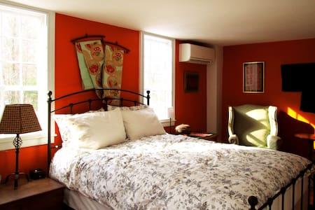 1720's Historic Home-Josiah Room - Ashford - Wikt i opierunek