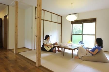 Yakushima Guesthouse Suginoko(S7) - Yakushima-chō - Bed & Breakfast