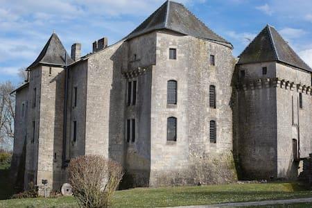 Château de Gourville / La chapelle - Slott