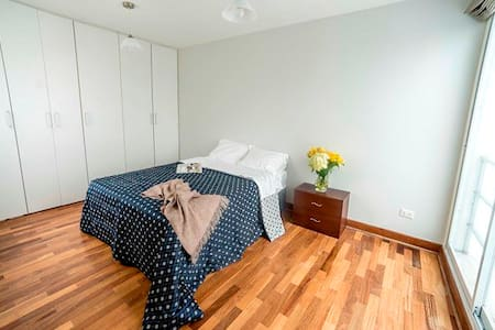 Enjoy the Wealthiest and Safest Area in Lima, 2BR! - San Isidro - Apartment