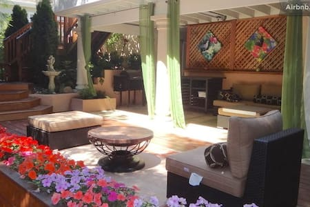 Little Paradise 2BR Sauna Terrace Silicon Valley - 薩拉託加(Saratoga) - 獨棟