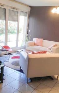 Appartement moderne au rez-de-chaussée à Brunoy - Brunoy - Apartamento
