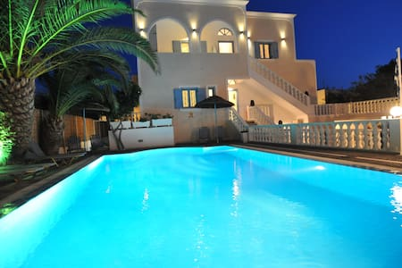 Stelios Place double/twin room 1