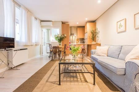 Charming apartment in Madrid town