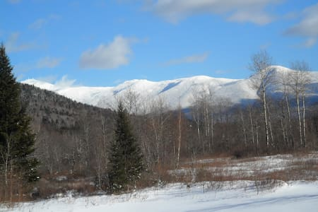 Peaceful retreat in Nat'l Forest, 1 mile to skiing - Byt
