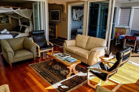 Shanti Suites at Crescent Head