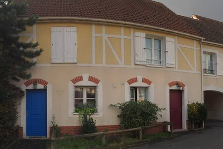 cosy bedroom disneyland - Bailly-Romainvilliers - Rumah