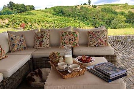 Splendida casa colonica Monferrato - Castel Rocchero - Villa