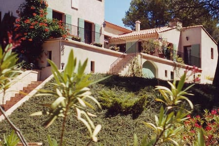Villa 10 pers Sth Luberon Provence - Puget