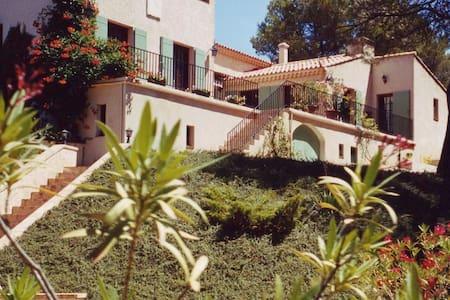 Villa 10 pers Sth Luberon Provence - Villa