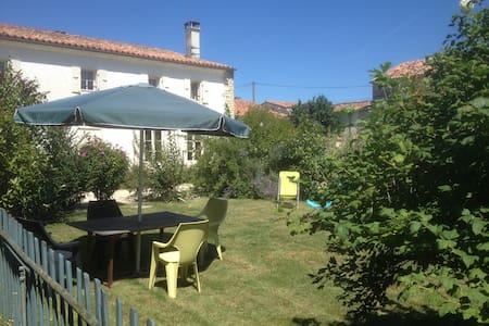 Gite le Querreu - Gourvillette - House