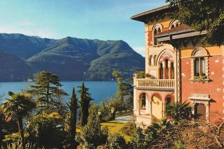 AMAZING PENTHOUSE, COMO LAKE VIEW - Appartamento