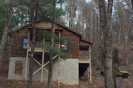 Cozy & Convenient Cabin in Boone,NC - Boone - 단독주택