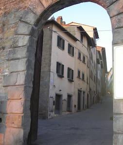 CORTONA APARTMENT HISTORICAL CENTRE