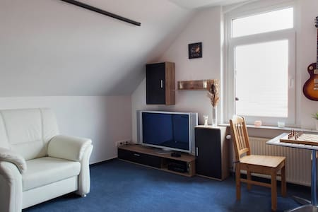 1 Zimmerwohnung in Hannover Linden - Hannover - Apartment