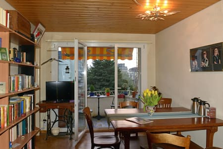 Three-bed room in Interlaken - Appartement