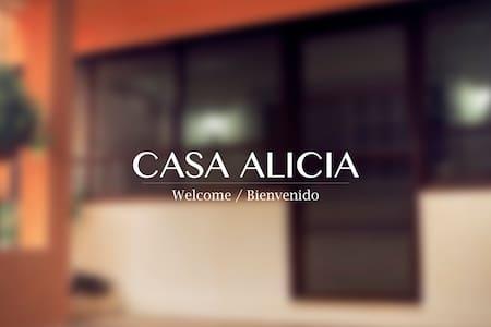 Casa Alicia - San Miguel - Maison