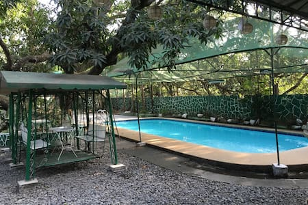 A private resort in Pulilan - House
