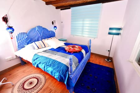 Boutique BnB Blue Mood garden flat - Manama