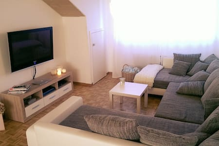 Modern loft at lake constance (5 minutes walk) - Appartement