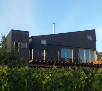 Tamar Vineyard Retreat - Kabin