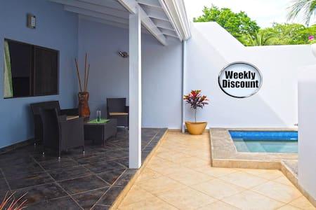 Top Villa Tamarindo Center Near Beach - Tamarindo - House
