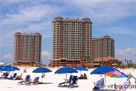 Portofino Resort & Spa Condo - 彭薩科拉海灘(Pensacola Beach)
