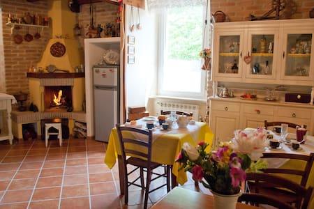 Singola in Antico Casolare del Borgo B&B - Bed & Breakfast