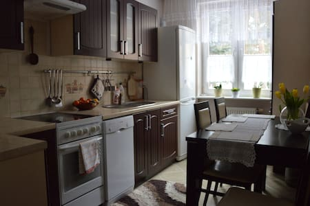 Nice apartment near the beach - Ustka - Appartement