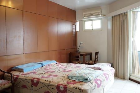 Eddie@home(4A)景觀套房,獨立衛浴,大陽台 - Appartamento