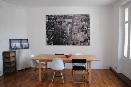 APPARTEMENT IDEALEMENT SITUE. - Apartment