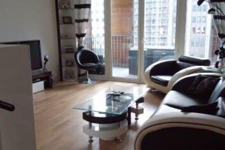 Chambre Appart 75 m2 RER A Balcon - Apartamento