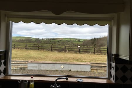 West Ireland country home - Scarriff - Hus