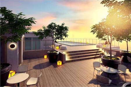 Luxury South Beach Apartment in Brand new building - Miami Beach - Wohnung