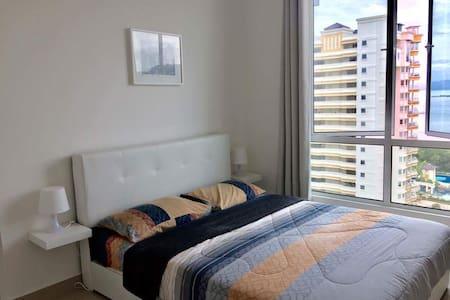 SJ Summerton Seaview Suite - Bayan Lepas - Wohnung