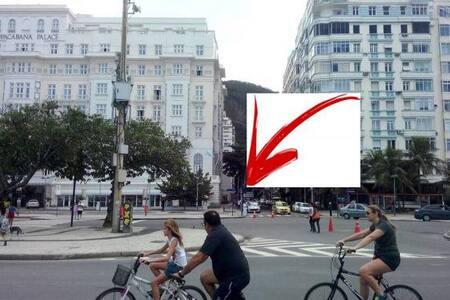 Excelente Localização Copacabana - Great Location - Rio - Loft