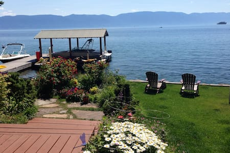 THE BEST OF MT! FLATHEAD LAKE LIFE! - Lakeside