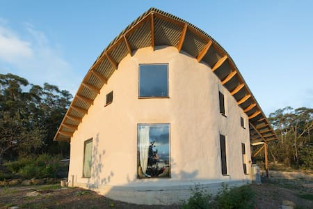 Earthhome in the Blue Mountains - Earth House