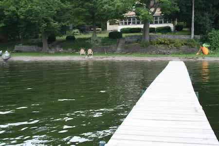 Owasco Lake W/100' of Lakefront - Auburn - House