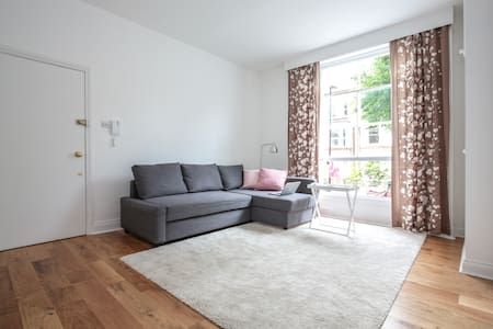 Modern studio flat in central London (zone 2) - London - Apartment