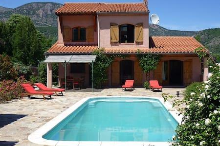 Villa Estelle, Mountain views, Garden, Parking - Fuilla - Villa