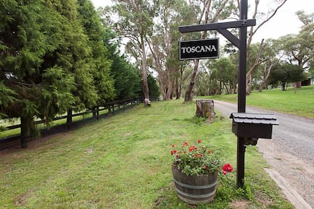 Toscana Cottage on Greenhills - Sutton Forest