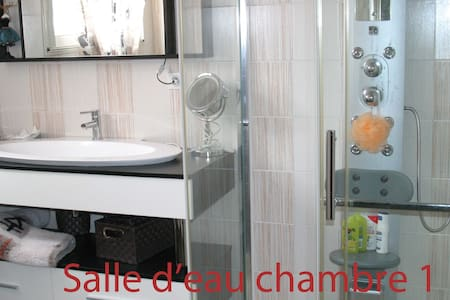 Chambre 1 - Bed & Breakfast