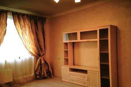 Новая квартира в Переделкино - Lägenhet